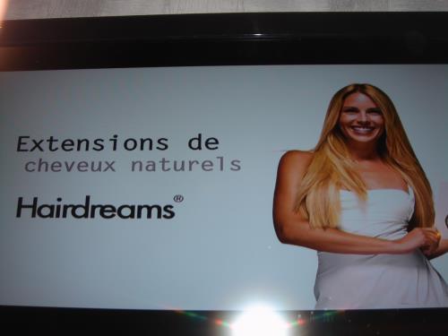 Extensions de cheveux naturels HAIRDREAMS