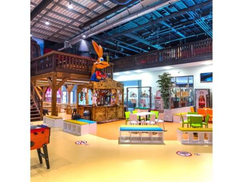 Aire de jeux indoor : Gold Rush by Fun City