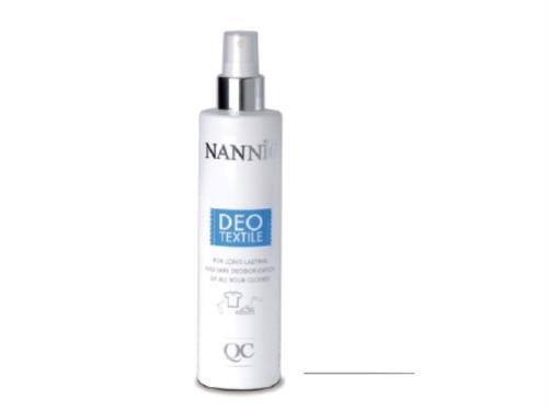 QC Déo Textile - NANNIC QC DEO & HYGIENE
