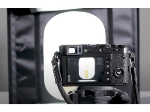 Light Box Photo