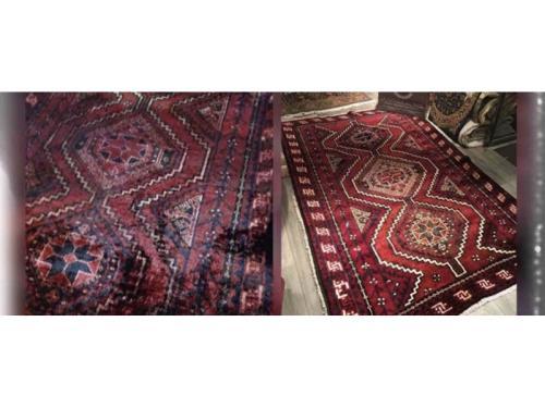 Recoloration de tapis