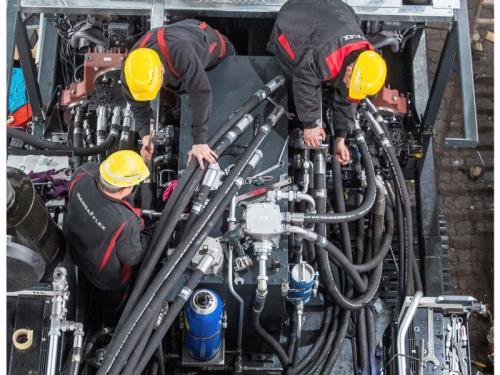 Hydraulik – Industrieservice und Montage