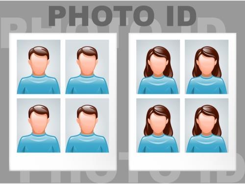 Photo d'identité