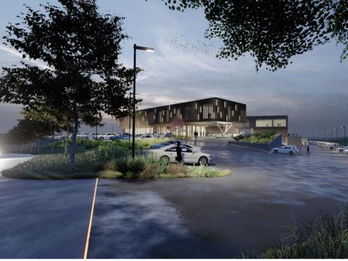 Nouveau siège FPE à Hosingen (LU)