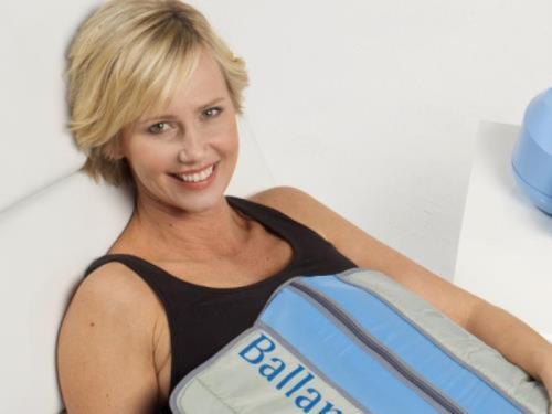 10 séances de 30 min - PressoThérapie  Ballancer 500