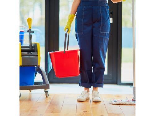 Ménage résidentiel