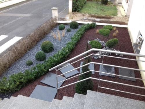Entretien et aménagement d'espaces verts