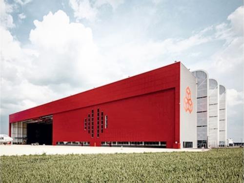 Bâtiments, ouvrages d'art & constructions industrielles