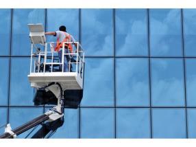 Nettoyage de vitres et façades