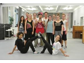 Cours de hip-hop, break dance & house