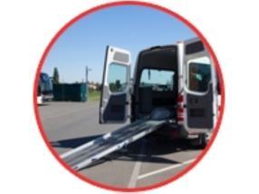 Transports handicapés