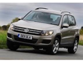 Location Volkswagen Tiguan 2.0 Tdi
