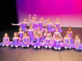 Ballet enfant (à partir de 3 ans)