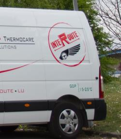 Thermocare, le service transport pharmaceutique au Benelux