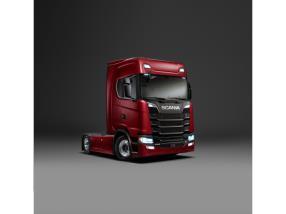 Gamme de camions V8