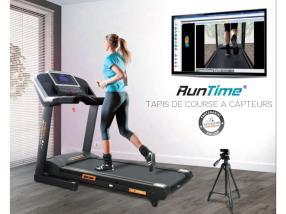 Tapis de course à capteurs RunTime