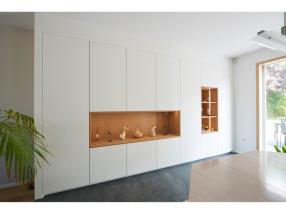 Systèmes d'armoire, d'étagère et de rangement