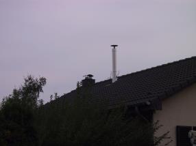 Conduit de cheminée