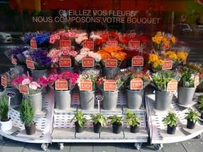 Fleurs à la botte