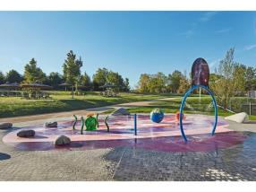 Universum Sprayparc for Toddlers