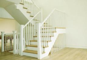 Escaliers et gardes-corps finition CNC