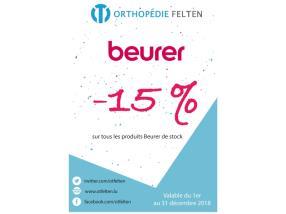 Promotion Beurer