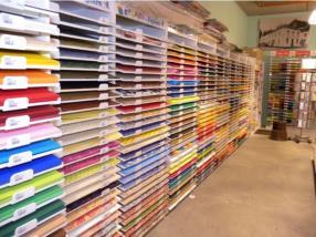 Papier couleur - différents formats
