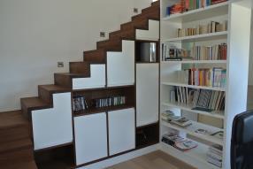 Treppen / Bibliotheken
