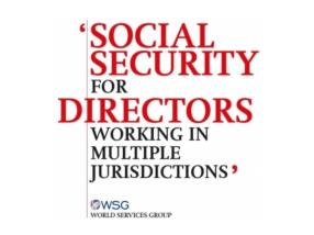Social Security for Directors