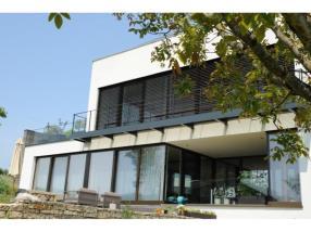 Holz-Aluminium Fenster