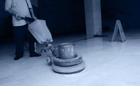 Nettoyage après travaux