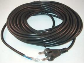 Câble 10m noir pour Nilfisk GD111/Viking