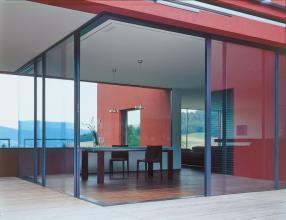 Skyframe - Fenêtres coulissantes isolées sans cadre