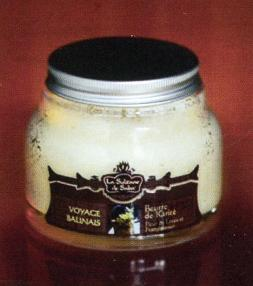 Beurre de karité Lotus et Fleur de Frangipanier