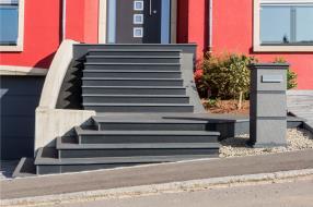 Escalier extérieure