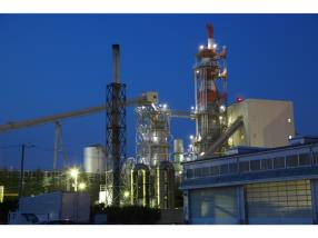 Industrial process water recycling