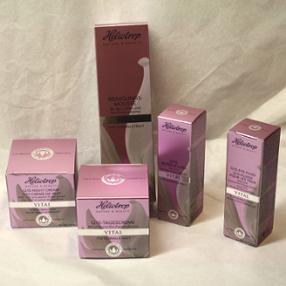 Les soins cosmétiques de HELIOTROP pour peaux normales