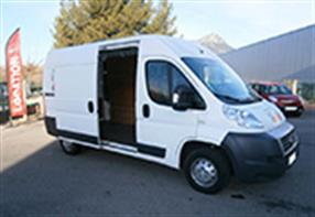 Location Fiat Ducato 2.3 Jtd 12m3