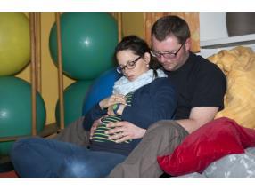 Cours de préparation à l'accouchement