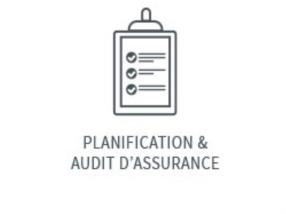 Planification & audit d'assurance