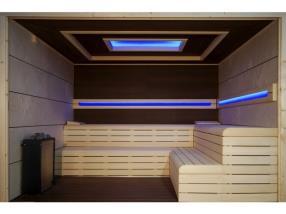 Installation sauna