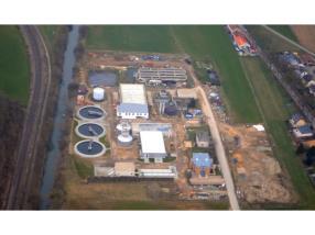 Modernisation et extension de station d'épuration