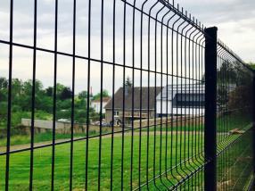 Clôture en panneaux rigide  3 d de BETAFENCE