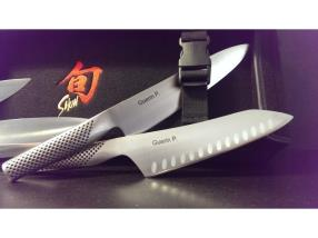 Gravure sur couteaux