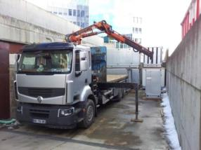 Manutention Camion-Grue