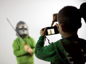 Youth Corner - atelier photo pour les enfants de 5 à 14 ans