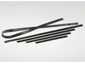 Caoutchouc de rechange pour raclette vitres Boma - 35cm