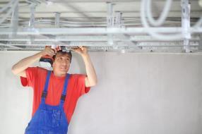 Plafond et faux-plafond