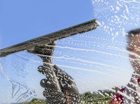Lavage de vitres
