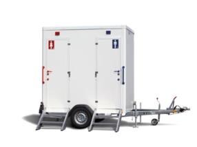 Toilette mobile